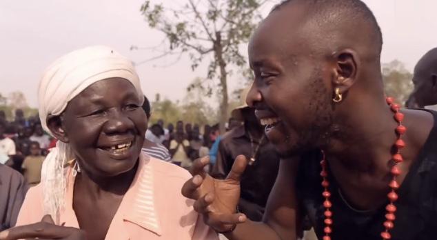 ウガンダ ダンス