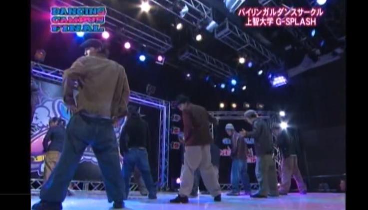 ロックダンス 動画