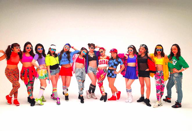 TOKYO Girls Dance